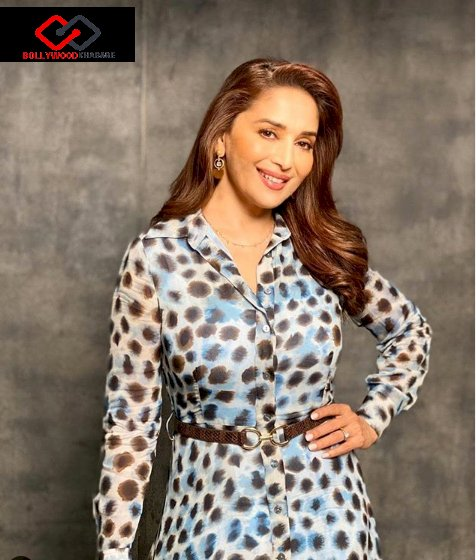 Madhuri Dixit awesome dance video