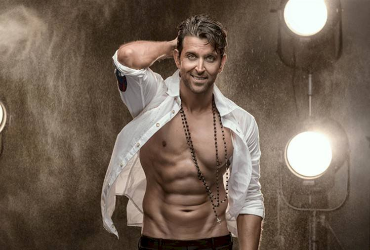 Hrithik also came forward to fight the corona virus !! OMG