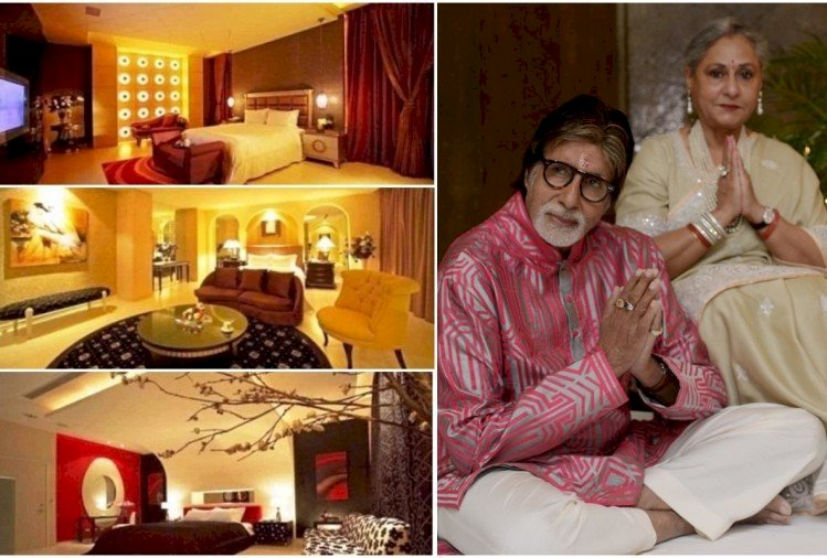 Amitabh Bachchan's house 'Jalsa' looks no less than heaven from inside, see INSIDE photos for the first time