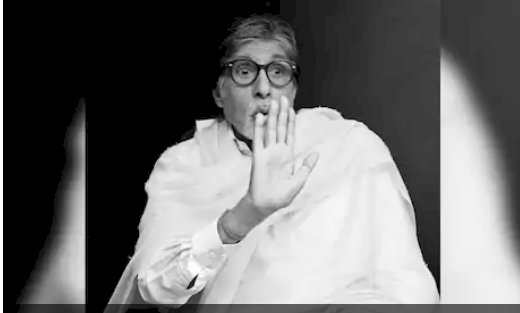 This was the first time in 78 years with Amitabh Bachchan in Lockdown, tweet revealed