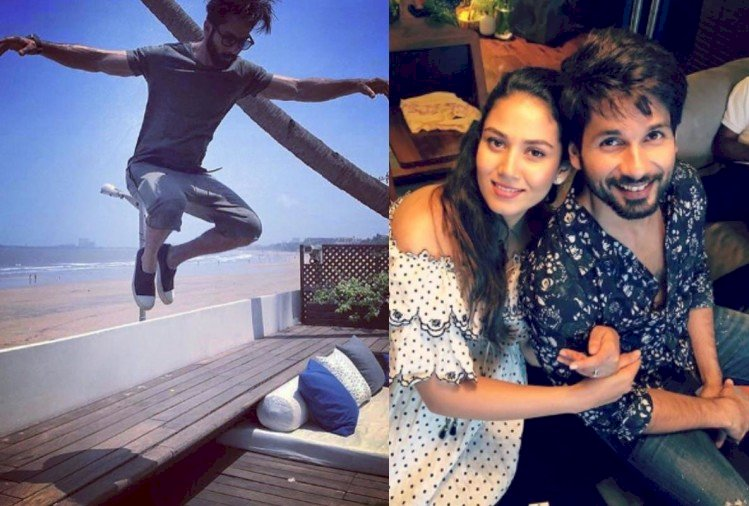 Shahid Kapoor's house is not less than any royal palace, see INSIDE photos