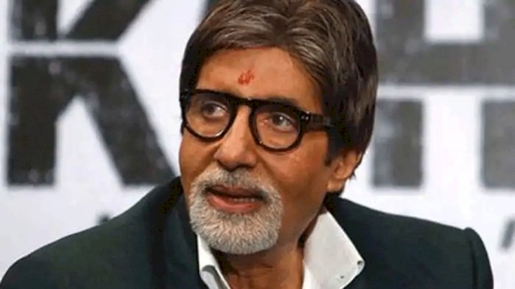 Amitabh Bachchan's condition stable, this poem was written for doctors being treated in hospital