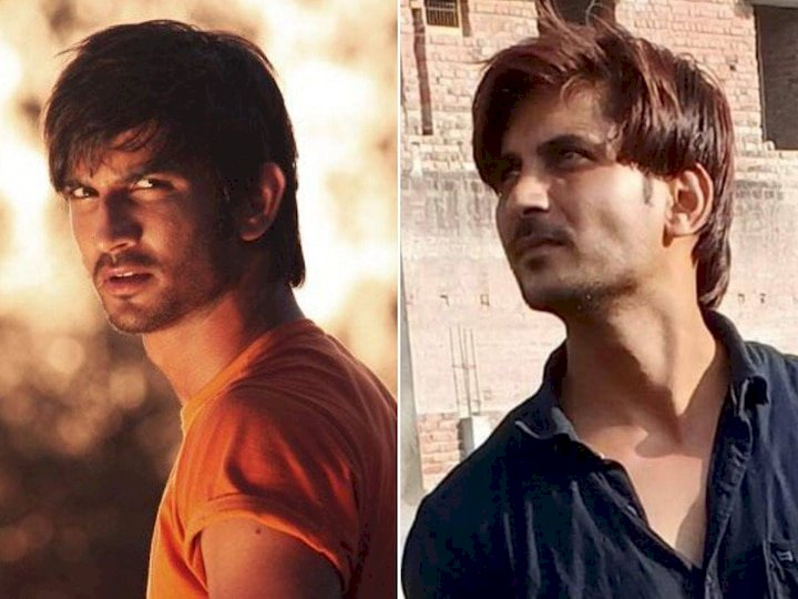 How did Sachin Tiwari take the lead role in 'Suicide or Murder' being made on Sushant Singh Rajput?