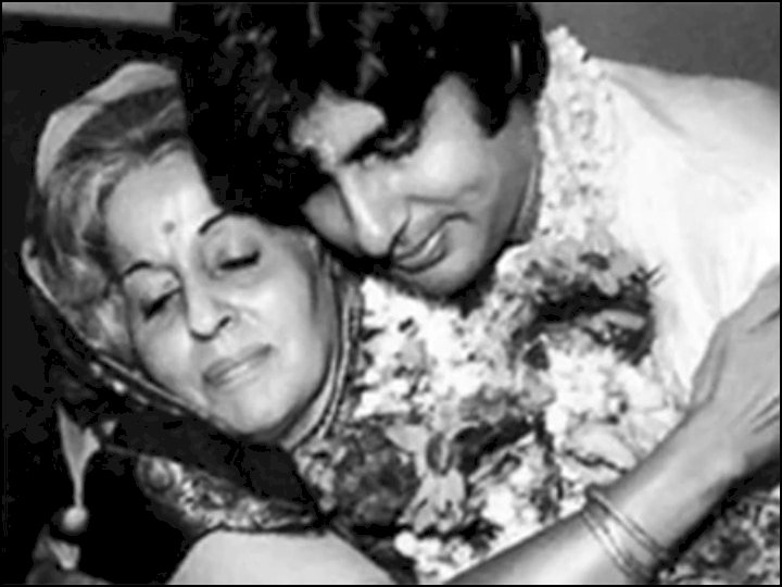 Amitabh Bachchan gets emotional on the mother's birthday, shares this piece of old letter