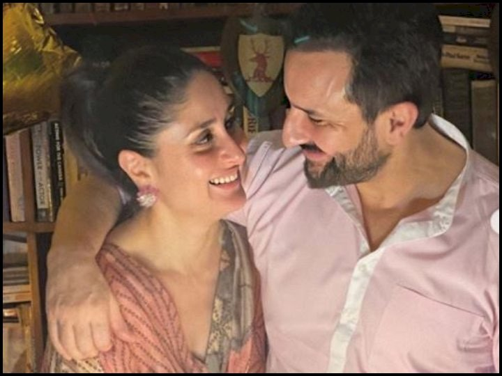 Kareena Kapoor made this special video on husband Saif's 50th birthday, see you too