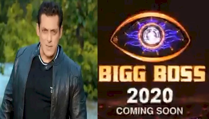 New promo of Salman Khan's show Big Boss 14 was released