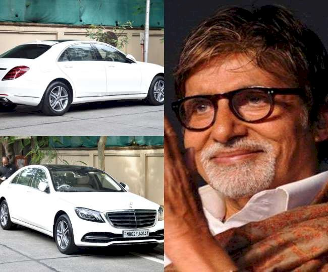 Do you know Amitabh Bachchan bought new car?