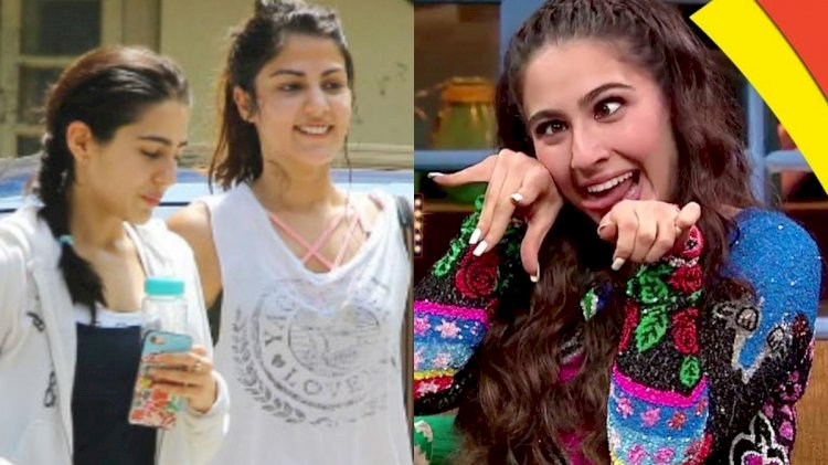 Big disclosure on Bollywood drugs connection, Sara Ali Khan has given drugs to Rhea many times