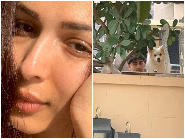 Malaika Arora became emotional after remembering her son