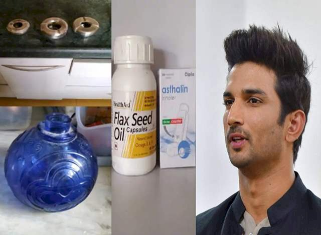 NCB raid on Sushant Singh Rajput's farmhouse, hookah, medicines and other drugs related material recovered