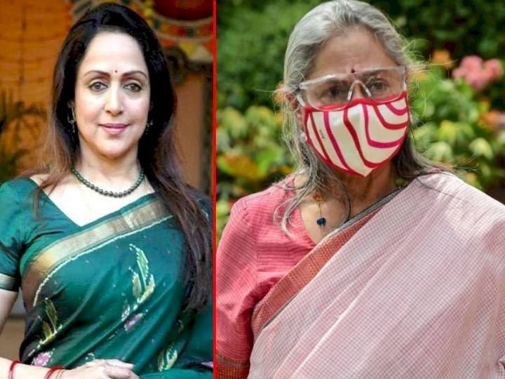 Hema Malini came in support of Jaya Bachchan, said - it is a wrong thing to say the whole industry is bad because of some people