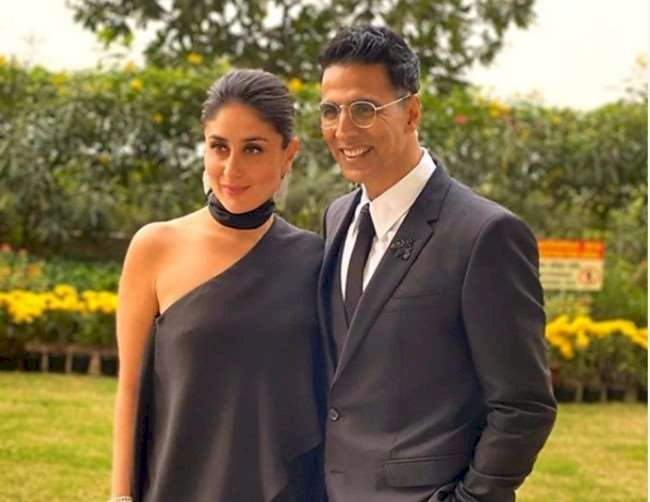 Akshay Kumar wished Kareena Kapoor Khan a happy birthday with a funny picture