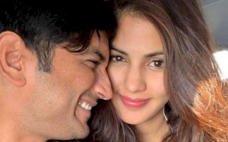Rhea Chakraborty's bad words about Sushant, said this in the bail petition