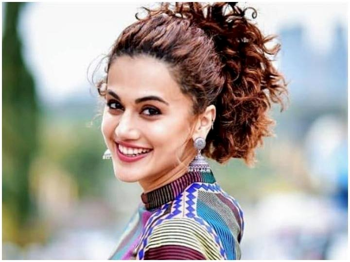Taapsee Pannu, on a strict diet for Loop Lopeta and Rashmi Rocket
