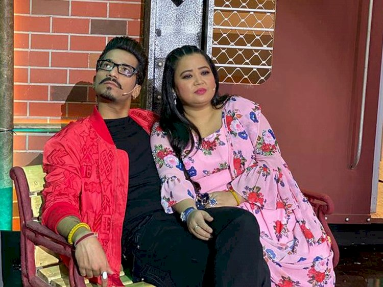 Drugs case: NCB raid at comedian Bharti Singh's house, hemp recovered during search
