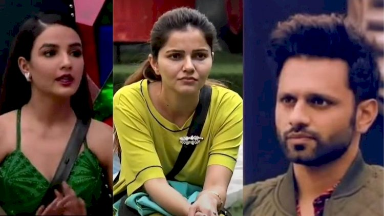 Bigg Boss 14 Finale: Nikki Tamboli and Rahul Vaidya out of the house, Rubina and Jasmine reached the final round