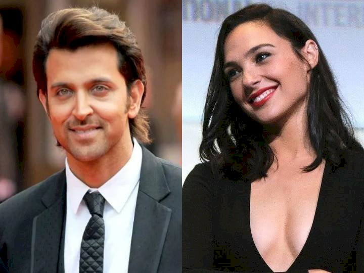 Hrithik Roshan's chat with Wonder Woman has now gone viral