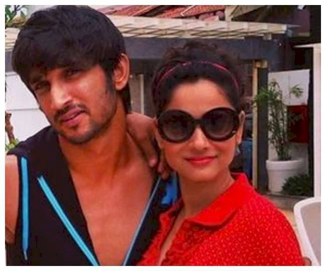 While shooting for 'Dhoni', Sushant Singh Rajput spoke to Ankita Lokhande on a Video call