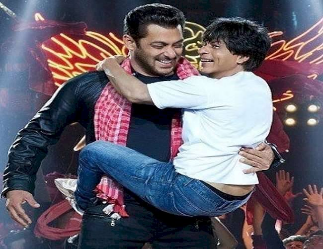 Salman Khan announced that he will work in Shahrukh Khan's film 'Pathan' after Bigg Boss 14
