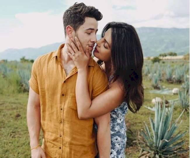 Husband Nick Jonas was not with Priyanka Chopra on Valentines Day, but gave such surprise to the actress