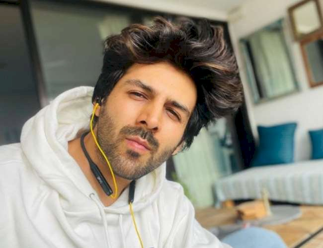 Kartik Aaryan is going to do new 'Dhamaka'? Sharing the photo in the new look, wrote - Something different is going to come